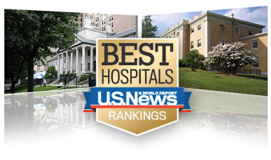 MGH and McLean are among the nation's best hospitals for Psychiatry