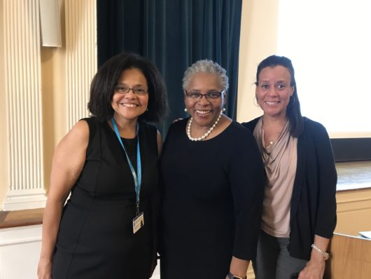 Drs. Leary, Stewart, and Pinder-Amaker